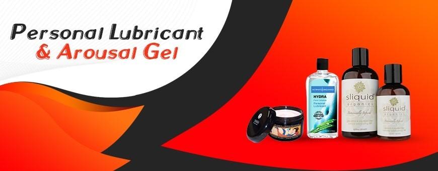 Buy Personal Lubricant & Arousal Gels for Male and Female in India